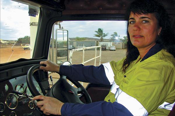 women truckers