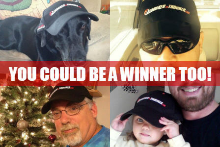 Hat Winners - Trucker to Trucker Quiz