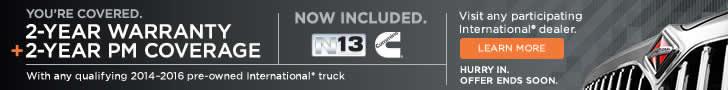 navistar warranty promotion